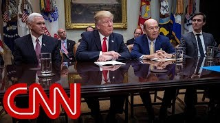 WaPo: Trump hasn't held cabinet meeting on Russia - CNN