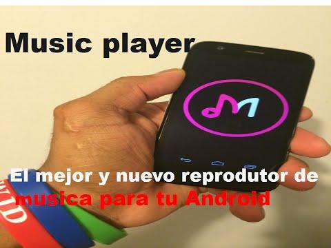Music player: El mejor & nuevo reproductor de musica gratis para android