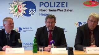Hagen 25.10.2012 – Neffe verhaftet – Pressekonferenz zum Mord in Hagen-Wehringhausen