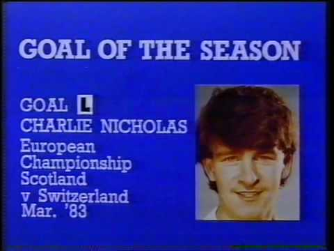 BBC Sportscene Goal of the Season 82/83