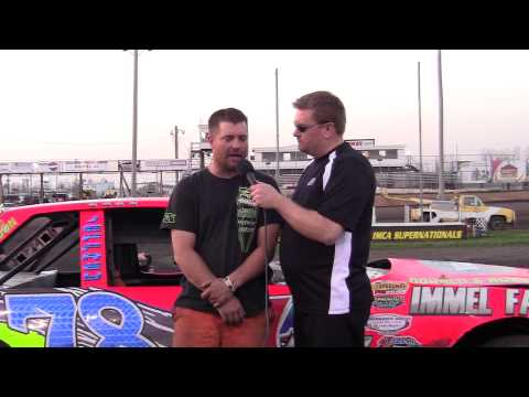 Shannon Anderson Hobby Stock Feature winner 04/27/13