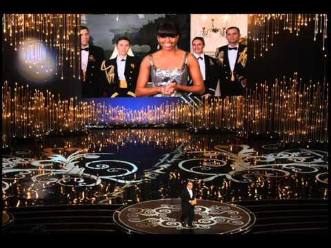Rush Limbaugh: Moochelle Obama Crashes The Oscars
