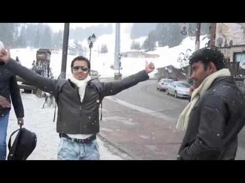 Mallus in Snow