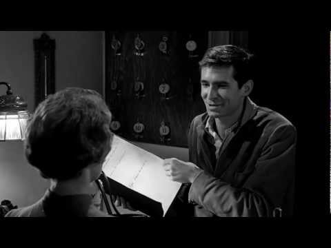Alfred Hitchcock's Psycho - 50th Anniversary Edition Trailer [HD]