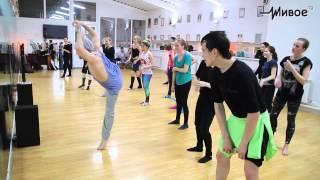 Урок движения. Современный танец. Александр Могилев
