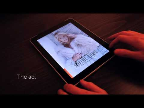 creative iPad ad VGT