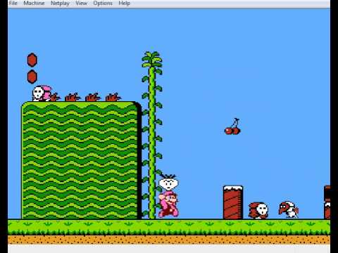Tranny Mario (SMB 2 Corruption with Vinesauce Corruptor)