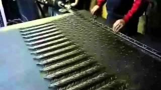 Станок для изготовления рабицы, оборудование рабицы в пензе