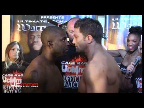 Alex Reid vs Jason Barrett. - THE KISS!!!