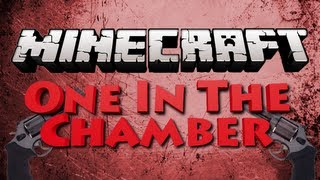 Minecraft: NEW One in the Chamber Mini-Game w/ Rusher & Friends - DON'T MISS!