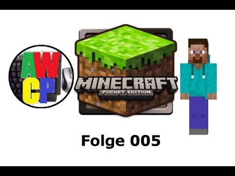 Cleverbot run on - Minecraft Pocket Edition Folge 005