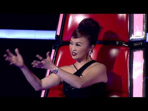The Voice Thailand - เก่ง VS ฟางข้าว - Saving All My Love For You - 3 Nov 2013