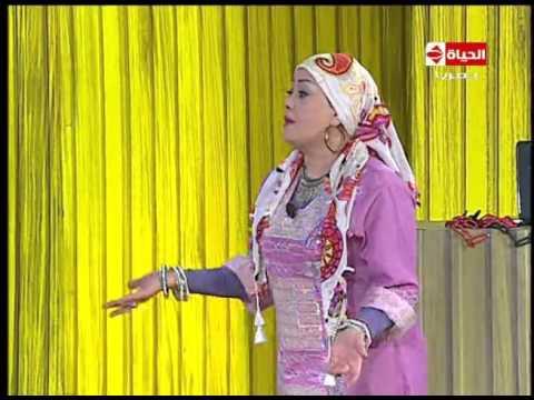تياترو مصر - حلقة الجمعة 1-1-2015 مسرحية