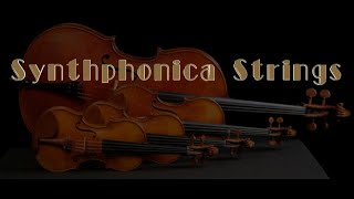 Syntheway Virtual Strings Ensemble (Violin, Viola, Cello & Double Bass) Windows / Apple Mac OS X - YouTube