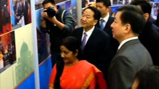 01,Feb 2015 - India committed to settle boundary issue with China, says foreign minister - ANIINDIAFILE