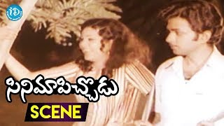 Cinema Pichodu Movie Scenes - Rambabu Helps A Woman || Raghunath Reddy - IDREAMMOVIES