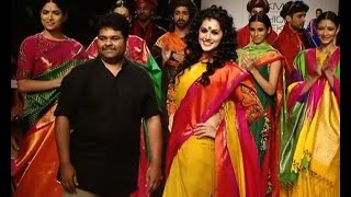 LFW : Taapsee Pannu turns showstopper for Gaurang Shah - IANSINDIA