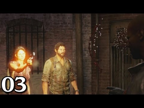 auf zu Robert - Let's Play The Last of Us Gameplay #03 - auf gamiano.de