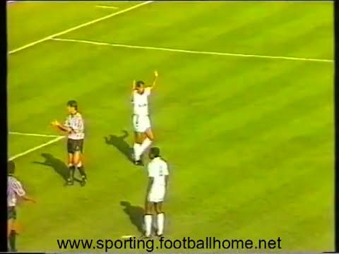 23J :: Sporting - 1 x Portimonense - 0 de 1989/1990