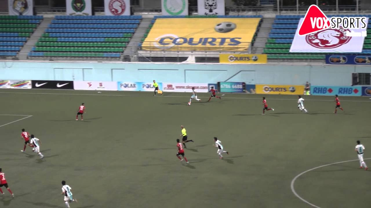 Singapore Warriors 0-1 Tampines Rovers FC