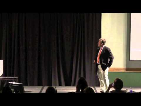 An Introduction to Seven Revolutions: Scott Aughenbaugh at TEDxTowsonU