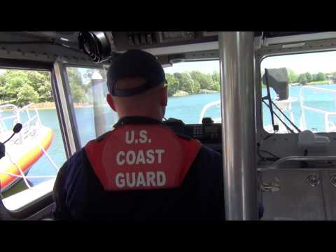 Coast Guard Ride Along