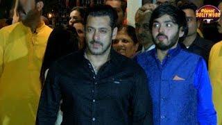 Salman Khan Avoids Ranbir Kapoor At Ambani's Party | Bollywood News