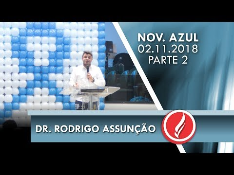 Novembro Azul - Dr. Rodrigo Assunção - P2 - 02 11 2018