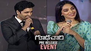 Goodachari Movie Pre Release Event | Adivi Sesh | Sobhita Dhulipala | Sricharan Pakala | TFPC - TFPC