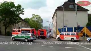 Hagen-Haspe 30.04.2010 – Gasexplosion