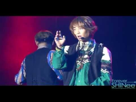 SHINee Stranger @ Boyz Nite Out Concert in Singapore 120615