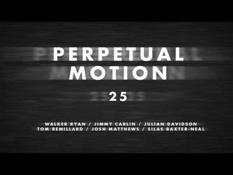 Perpetual Motion Update Walker Ryan - TransWorld SKATEboarding