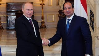 Putin and  Egypt's Sisi make joint statement - RUSSIATODAY