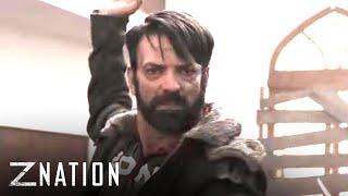 Z NATION | Season 4, Episode 8: All Zombie Kills | SYFY - SYFY
