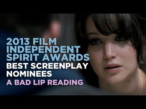 Bad Lip Reading Tackles the 2013 Independent Spirit Awards