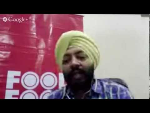 Hangout with Chef Harpal Singh Sokhi | Food Food India