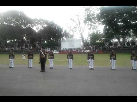 PNPA Slow Drill 2012- the Inspection