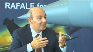 14 Nov, 2018 - Dassault CEO says India fighter jet deal 'clean' - ANIINDIAFILE