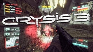 Crysis 3 - Nice Marshall Pump Action