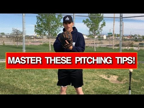 5 Baseball Pitching Tips That You MUST MASTER To Be Unhittable!