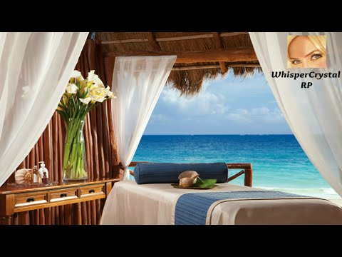 ❀ Paradise Island Spa Massage - WhisperCrystal RP ASMR❀