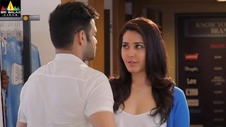 Hyper Movie Making Video | Ram Pothineni, Rashi Khanna | Sri Balaji Video - SRIBALAJIMOVIES