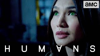 'A Symbol of Peace' Season Finale Talked About Scene | HUMANS - AMC