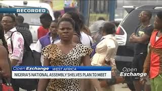 Nigeria's National Assembly shelves plan to meet - ABNDIGITAL