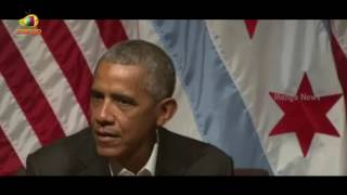 Former President Obama Makes 1st Post Presidency Appearance | United States | Mango News - MANGONEWS