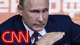 Putin echoes Trump on election interference - CNN