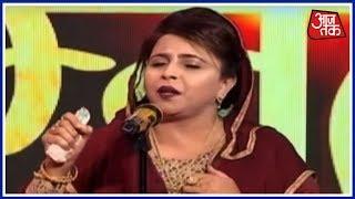 KV Sammelan के मंच पर साथ आई लोकप्रिय हिंदी कवियों की तीन पीडियां - AAJTAKTV