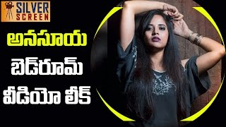 Anasuya Bedroom Video Leaked Goes Viral | Silver Screen
