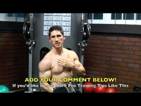 Insane NEW Shoulder Exercise - A Shoulder Workout