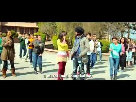 Latest new 2014song Sugam Pokhrel HDPop  Timi Merai Laagi Banekai Ho